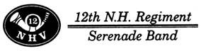 12th NH Serende Band Logo